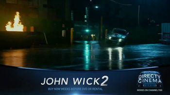 DIRECTV Cinema TV Spot, 'John Wick 2' - Thumbnail 3