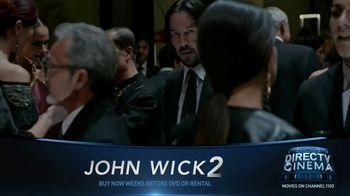 DIRECTV Cinema TV Spot, 'John Wick 2' - Thumbnail 4
