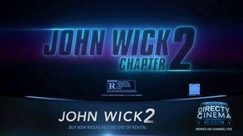 DIRECTV Cinema TV Spot, 'John Wick 2' - Thumbnail 6