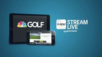 Golf Channel App TV Spot, 'Never Miss a Moment' - Thumbnail 8
