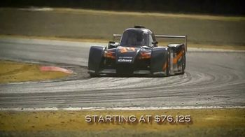 National Autosport Association Elan NP01 TV Spot, 'Tantalize Your Senses' - Thumbnail 5