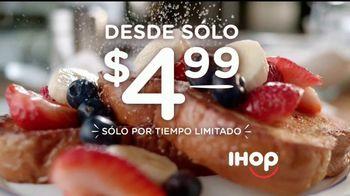 IHOP TV Spot, 'Berry Good Breakfast' [Spanish] - Thumbnail 3