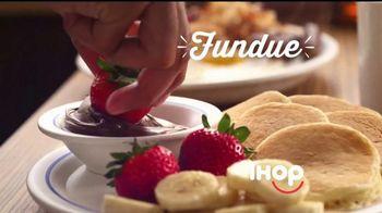 IHOP TV Spot, 'Berry Good Breakfast' [Spanish] - Thumbnail 6