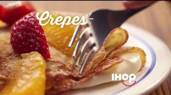 IHOP TV Spot, 'Berry Good Breakfast' [Spanish] - Thumbnail 7