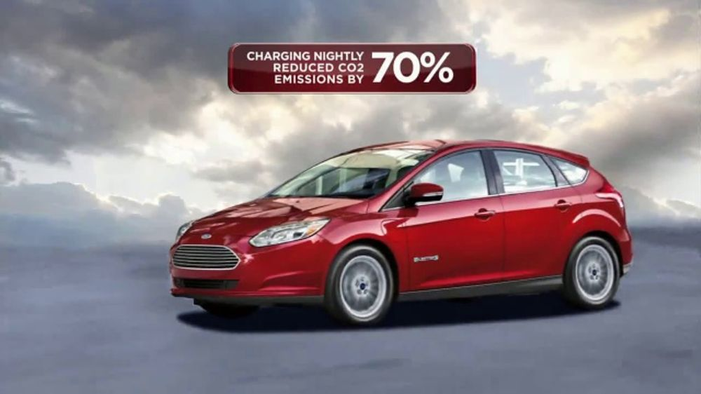 Ford TV Commercial, 'History Channel: Electric Vehicles' [T1]
