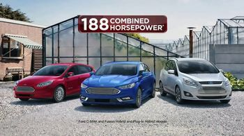 Ford TV Spot, 'History Channel: Electric Vehicles' [T1] - Thumbnail 9