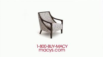 Macy's Furniture & Rug Sale TV Spot, 'Super Buys and Special Financing' - Thumbnail 10