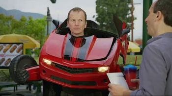 Sonic Drive-In TV Spot, 'Transform Your Summer Sweepstakes' - 2033 commercial airings