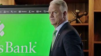 Investors Bank TV Spot, 'Waggle Waggle' Feat. Phil Simms, Boomer Esiason - Thumbnail 2