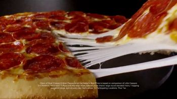 Little Caesars EXTRAMOSTBESTEST Pizza TV Spot, 'Big Dreams' - Thumbnail 9