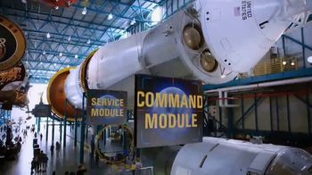Kennedy Space Center Visitor Complex TV Spot, 'Look to the Stars'