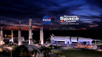 Kennedy Space Center Visitor Complex TV Spot, 'Look to the Stars' - Thumbnail 9