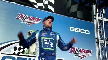 NASCAR TV Spot, 'Thank You, Troops: Drivers Salute Our Military' - Thumbnail 1