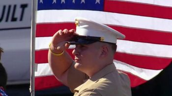 NASCAR TV Spot, 'Thank You, Troops: Drivers Salute Our Military' - Thumbnail 10