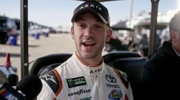 NASCAR TV Spot, 'Thank You, Troops: Drivers Salute Our Military' - Thumbnail 9
