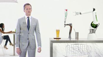 Heineken Light TV Spot, 'Hologram' Featuring Neil Patrick Harris - 3037 commercial airings