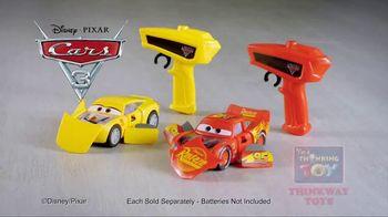 Cars 3 Crazy Crash 'N Smash Racers TV Spot, 'Just Like New' - Thumbnail 9