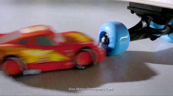 Cars 3 Crazy Crash 'N Smash Racers TV Spot, 'Just Like New' - Thumbnail 2