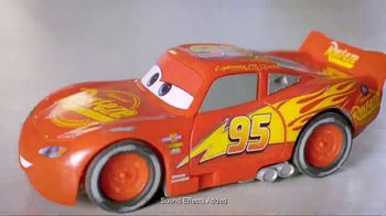 Cars 3 Crazy Crash 'N Smash Racers TV Spot, 'Just Like New' - Thumbnail 4