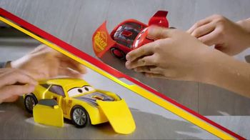 Cars 3 Crazy Crash 'N Smash Racers TV Spot, 'Just Like New' - Thumbnail 6