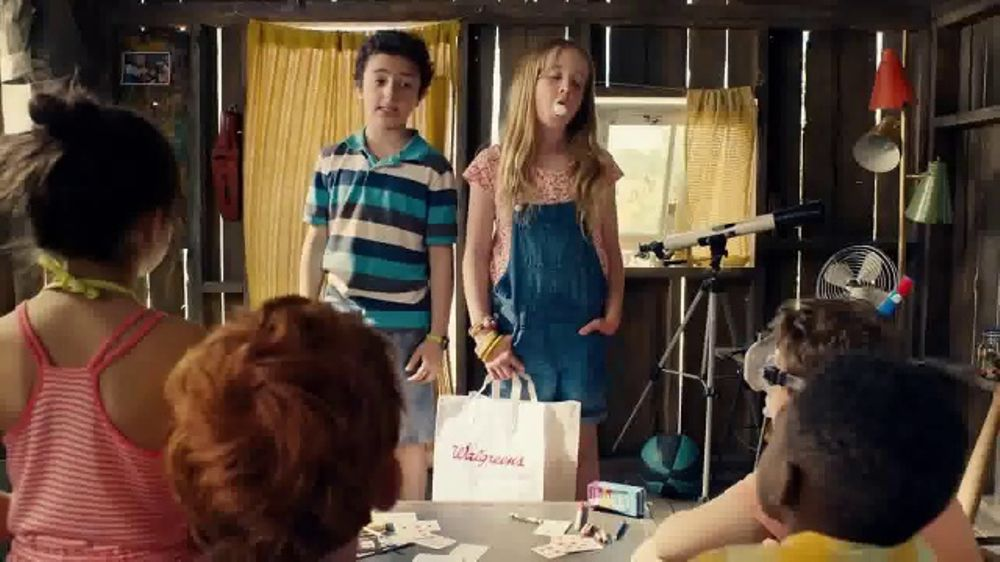 Walgreens TV Commercial, 'Summer Reinforcements'