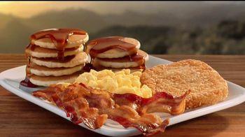 Jack in the Box Jumbo Breakfast Platter TV Spot, 'Balonmano' [Spanish] - Thumbnail 6