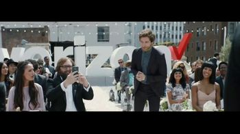 Verizon Unlimited TV Spot, 'Live Wedding' Featuring Thomas Middleditch - Thumbnail 6