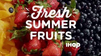 IHOP TV Spot, 'Berry Good Breakfast' - 1385 commercial airings