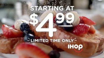 IHOP TV Spot, 'Berry Good Breakfast' - Thumbnail 5
