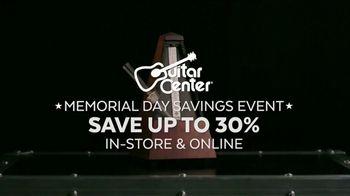 Guitar Center Memorial Day Savings Event TV Spot, 'Guitar Stand' - Thumbnail 1