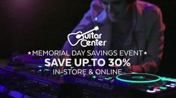 Guitar Center Memorial Day Savings Event TV Spot, 'Guitar Stand' - Thumbnail 2