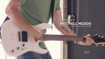 Guitar Center Memorial Day Savings Event TV Spot, 'Guitar Stand' - Thumbnail 3