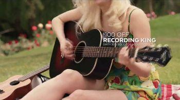 Guitar Center Memorial Day Savings Event TV Spot, 'Guitar Stand' - Thumbnail 4