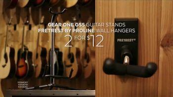 Guitar Center Memorial Day Savings Event TV Spot, 'Guitar Stand' - Thumbnail 5