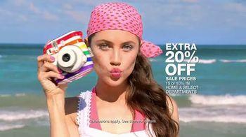 Macy's Summer Sale TV Spot, 'Extra Savings' Song by Katrina & The Waves - Thumbnail 3