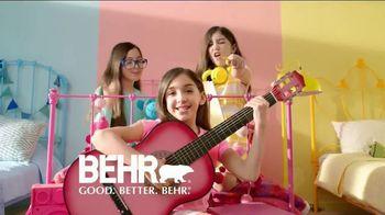 BEHR Paint TV Spot, 'Multiple Personalities'