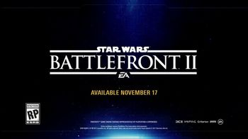 Star Wars Battlefront II TV Spot, 'The Untold Soldier's Story' - Thumbnail 8