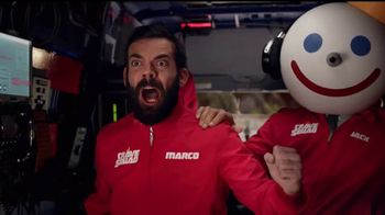 Jack in the Box BBQ Bacon Cheeseburger TV Spot, 'Boda' [Spanish] - Thumbnail 2