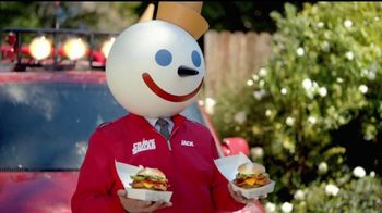Jack in the Box BBQ Bacon Cheeseburger TV Spot, 'Boda' [Spanish] - Thumbnail 4