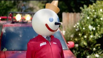 Jack in the Box BBQ Bacon Cheeseburger TV Spot, 'Boda' [Spanish] - Thumbnail 6