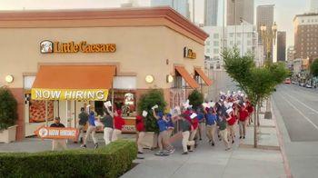 Little Caesars EXTRAMOSTBESTEST Pizza TV Spot, 'The Pizza Economy' - Thumbnail 6