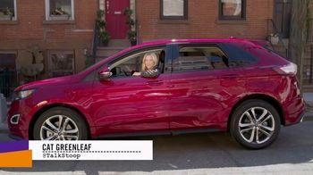 Ford Edge TV Spot, 'Talk Stoop: Adventures' Featuring Cat Greenleaf [T1]
