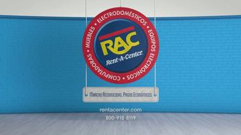 Rent-A-Center TV Spot, 'Comienza por $10 dólares' [Spanish] - Thumbnail 6