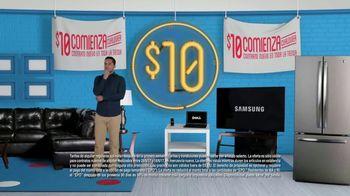 Rent-A-Center TV Spot, 'Comienza por $10 dólares' [Spanish] - Thumbnail 4