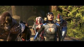 Injustice 2 TV Spot, 'Earth's Time Is Up: Reviews' - 5 commercial airings