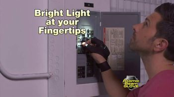 Atomic Beam Glove TV Spot, 'At Your Fingertips' Featuring Hunter Ellis - 2 commercial airings