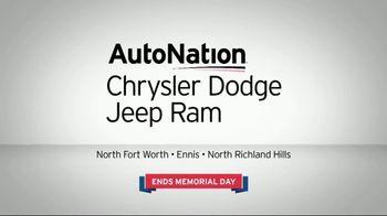 AutoNation Race to 11 Million Sales Event TV Spot, '2017 Ram 1500' - Thumbnail 8