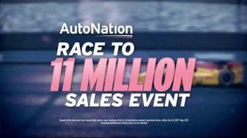 AutoNation Race to 11 Million Sales Event TV Spot, '2017 Ram 1500' - Thumbnail 2