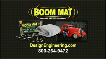 Design Engineering Boom Mat TV Spot, 'Control Heat and Sound' - Thumbnail 4