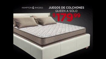 Mattress Firm Venta de Memorial Day TV Spot, 'Juego de colchones' [Spanish] - Thumbnail 5